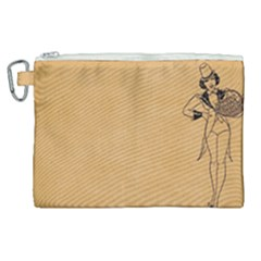 Flapper 1515869 1280 Canvas Cosmetic Bag (xl) by vintage2030