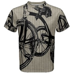 Tricycle 1515859 1280 Men s Cotton Tee by vintage2030