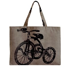 Tricycle 1515859 1280 Mini Tote Bag by vintage2030