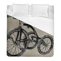 Tricycle 1515859 1280 Duvet Cover (full/ Double Size) by vintage2030