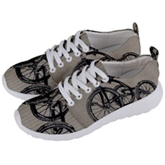Tricycle 1515859 1280 Men s Lightweight Sports Shoes by vintage2030