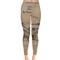 Motorcycle 1515873 1280 Inside Out Leggings