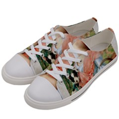 Vintage 1501591 1920 Women s Low Top Canvas Sneakers by vintage2030