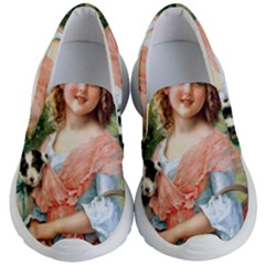 Vintage 1501591 1920 Kid s Lightweight Slip Ons by vintage2030