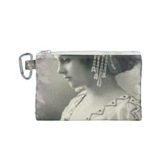 Vintage 1501540 1920 Canvas Cosmetic Bag (small) by vintage2030