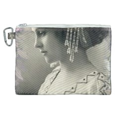 Vintage 1501540 1920 Canvas Cosmetic Bag (xl) by vintage2030