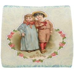 Kids Heart Seat Cushion by vintage2030