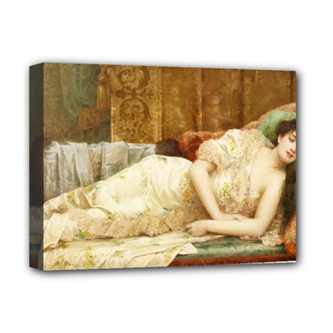 Vintage 1501595 1920 Deluxe Canvas 16  X 12  (stretched)  by vintage2030