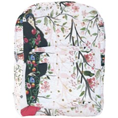 Background 1426655 1920 Full Print Backpack by vintage2030