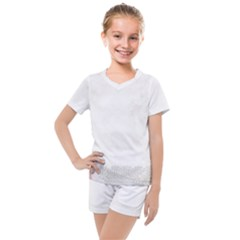 Background 1362163 1920 Kids  Mesh Tee And Shorts Set