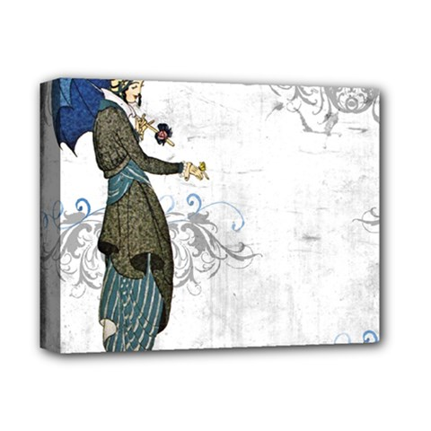 Vintage 1409215 1920 Deluxe Canvas 14  X 11  (stretched) by vintage2030