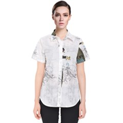 Vintage 1409215 1920 Women s Short Sleeve Shirt