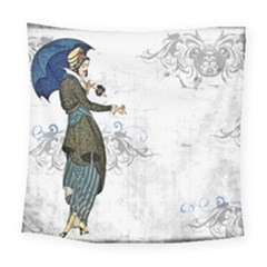 Vintage 1409215 1920 Square Tapestry (large)