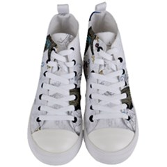 Vintage 1409215 1920 Women s Mid Top Canvas Sneakers
