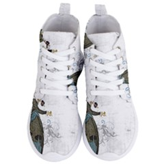 Vintage 1409215 1920 Women s Lightweight High Top Sneakers