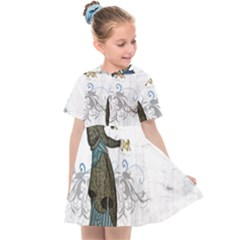 Vintage 1409215 1920 Kids  Sailor Dress