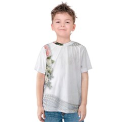 Background 1362160 1920 Kids  Cotton Tee by vintage2030