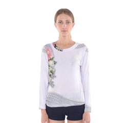 Background 1362160 1920 Women s Long Sleeve Tee