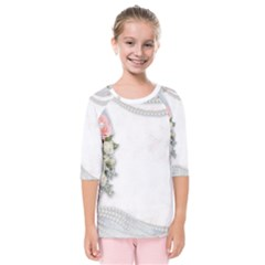 Background 1362160 1920 Kids  Quarter Sleeve Raglan Tee