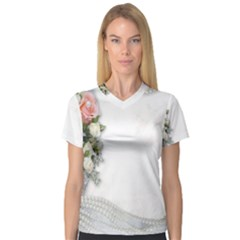 Background 1362160 1920 V Neck Sport Mesh Tee