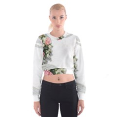 Background 1362160 1920 Cropped Sweatshirt