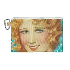 Vintage 1353217 1920 Canvas Cosmetic Bag (large) by vintage2030