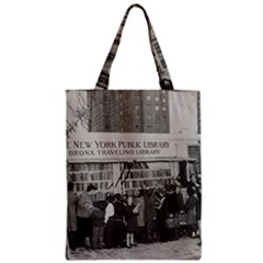Vintage 1326261 1920 Zipper Classic Tote Bag by vintage2030
