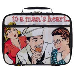 Retro 1326258 1920 Full Print Lunch Bag by vintage2030