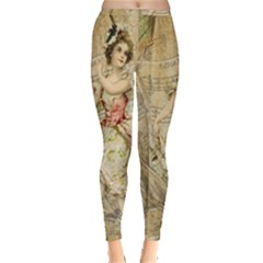 Fairy 1229009 1280 Inside Out Leggings