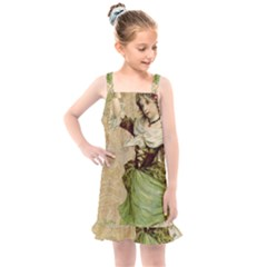 Fairy 1229005 1280 Kids  Overall Dress