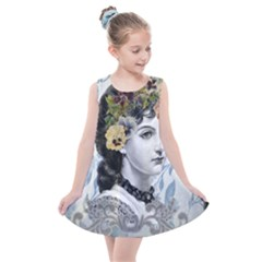 Vintage 1229006 1920 Kids  Summer Dress