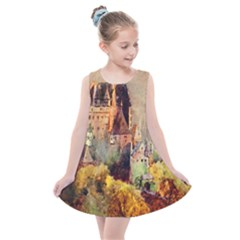 Painting 1241680 1920 Kids  Summer Dress by vintage2030