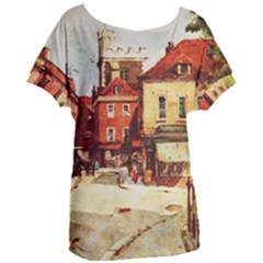 Painting 1241683 1920 Women s Oversized Tee by vintage2030