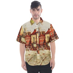 Painting 1241683 1920 Men s Short Sleeve Shirt