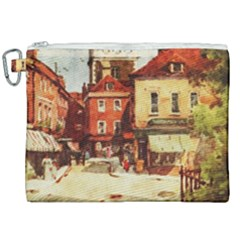 Painting 1241683 1920 Canvas Cosmetic Bag (xxl) by vintage2030
