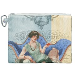 Vintage 1254696 1920 Canvas Cosmetic Bag (xxl) by vintage2030
