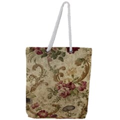 Background 1241691 1920 Full Print Rope Handle Tote (large) by vintage2030