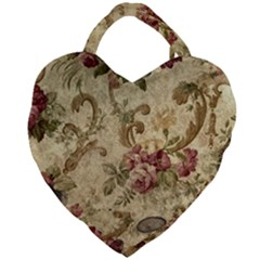 Background 1241691 1920 Giant Heart Shaped Tote by vintage2030