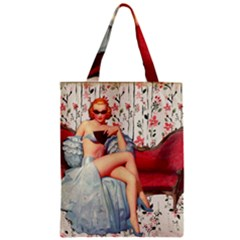 Retro 1265777 1920 Zipper Classic Tote Bag
