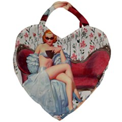 Retro 1265777 1920 Giant Heart Shaped Tote by vintage2030