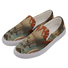 Vintage 1181673 1280 Men s Canvas Slip Ons by vintage2030
