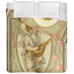 Valentine 1171161 1280 Duvet Cover Double Side (california King Size) by vintage2030