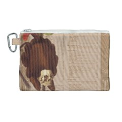 Vintage 1181679 1280 Canvas Cosmetic Bag (large) by vintage2030