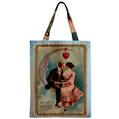 Valentine 1171222 1280 Zipper Classic Tote Bag by vintage2030