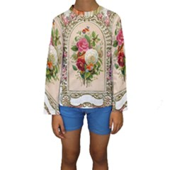 Ornate 1171143 1280 Kids  Long Sleeve Swimwear