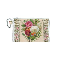 Ornate 1171143 1280 Canvas Cosmetic Bag (small) by vintage2030