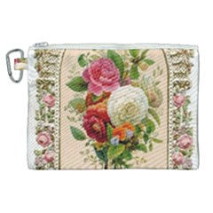 Ornate 1171143 1280 Canvas Cosmetic Bag (xl) by vintage2030
