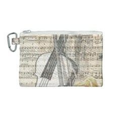 Vintage 1167772 1920 Canvas Cosmetic Bag (medium) by vintage2030