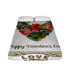 Valentines Day 1171148 1920 Fitted Sheet (full/ Double Size)