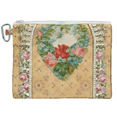 Valentine 1171144 1920 Canvas Cosmetic Bag (xxl) by vintage2030